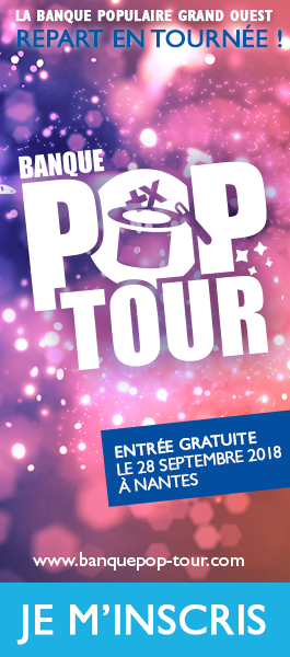 Banque pop tour sept 2018
