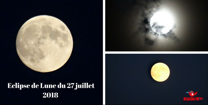 L'Eclipse de Lune