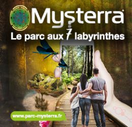 Mysterra, parc aux 7 labyrinthes (17) extension 44