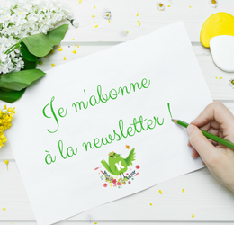 Newsletter mars-avril 20